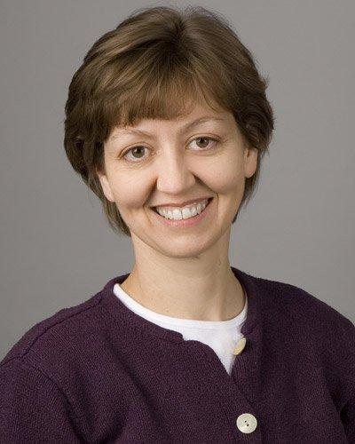 Cindy Strong, William Deskin Professor of Chemistry