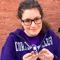 Julia Eastham '19, Biology major
