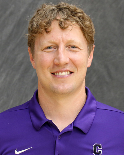 Seth Wing, Director of Athletics and Head Baseball Coach