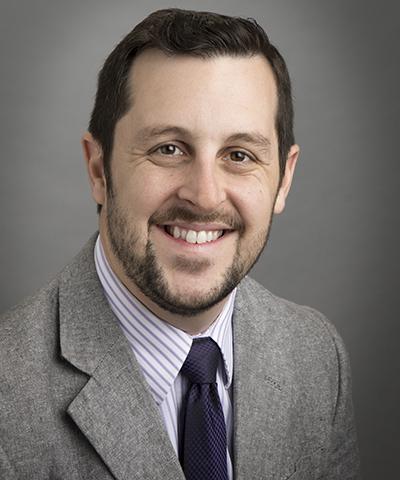 Michael Geneser Director of Alumni Engagement